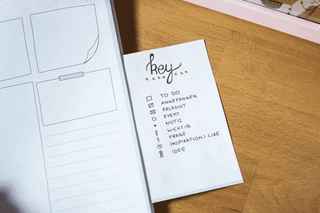 Tipps & Tricks für deinen Kalender und Wonder Planner - Wonderspot