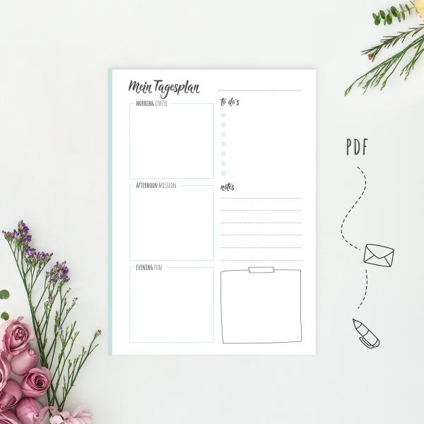 Weekly Planner PDF