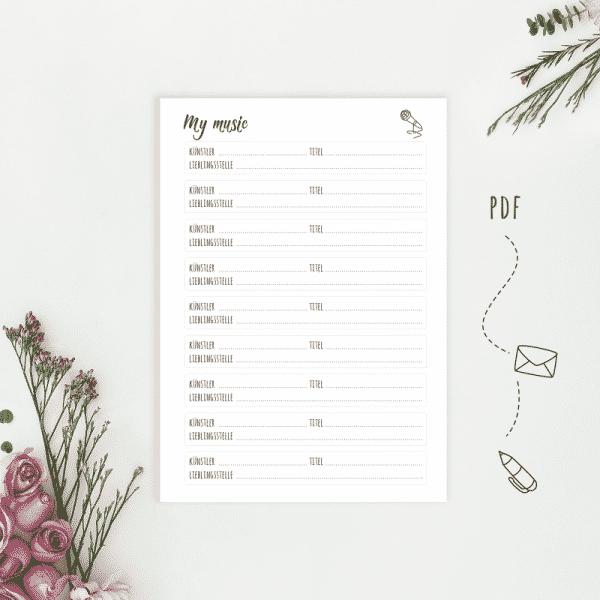 Musik Tracker PDF