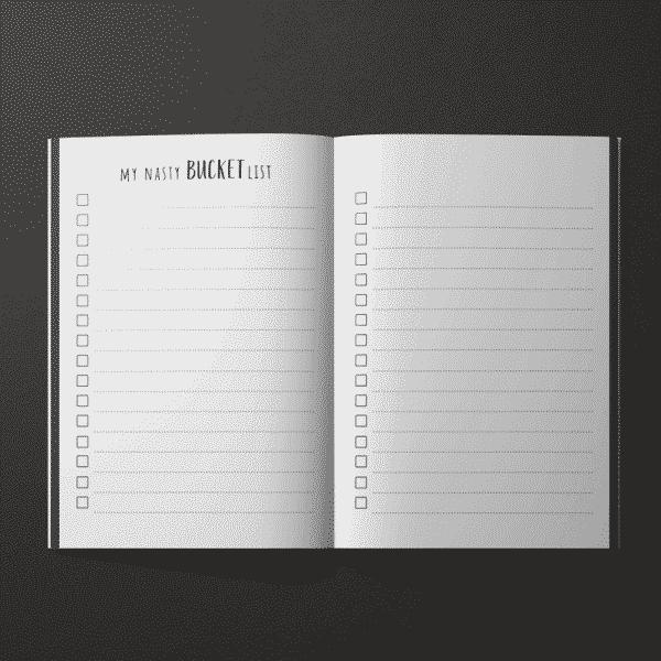 Blackspot Black Book Kollektion
