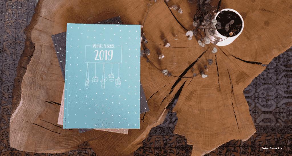 Wonder Planner 2019 Wonderspot