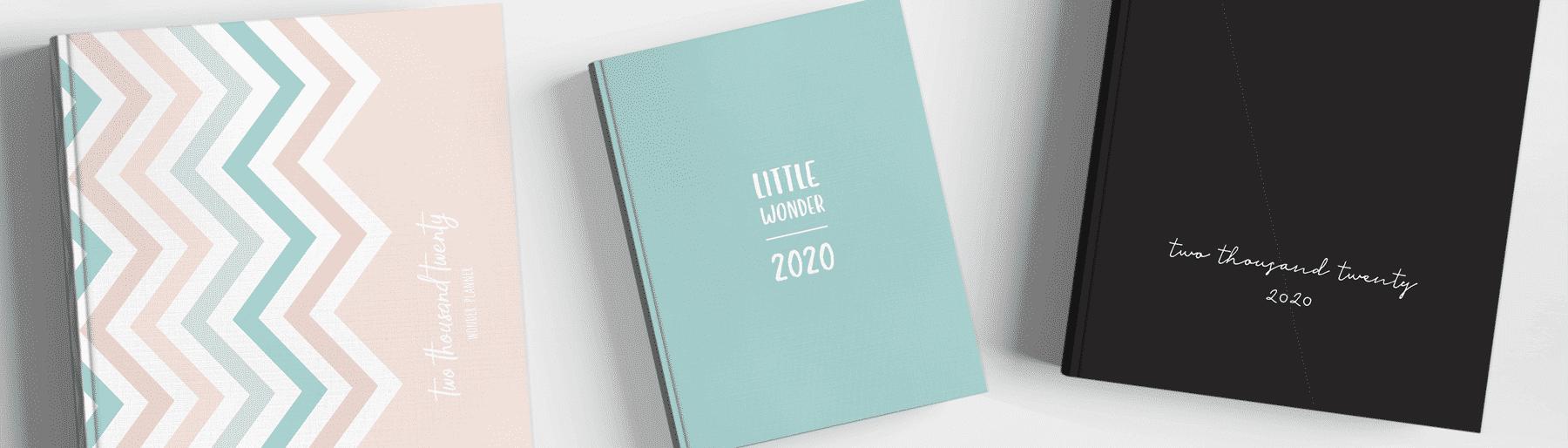 Kalender & Planer 2020 Wonderspot