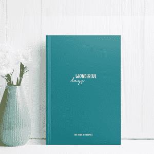 Wonderful Days 5-Jahres-Notizbuch Wonderspot