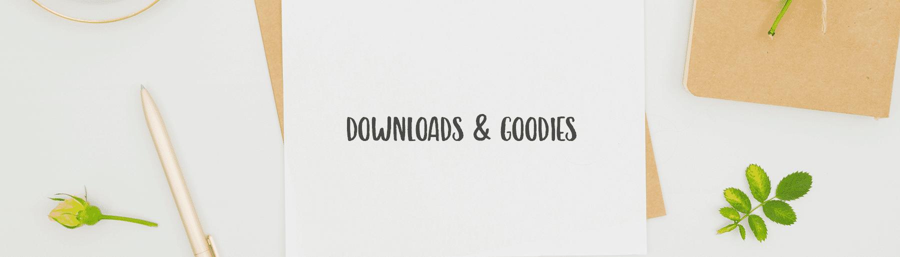 Free Downloads und Goodies Wonderspot