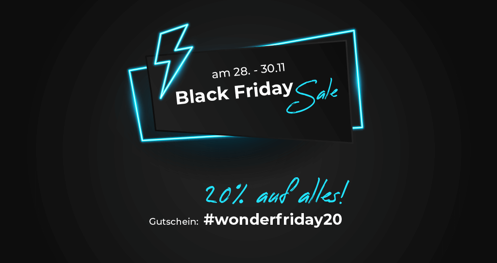 Black Friday 2019 Wonderspot