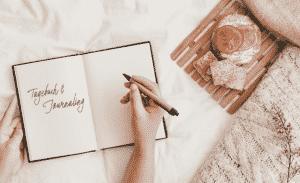 Wonderspot: Wie Tagebuch schreiben & Journaling dein Leben verbessern können