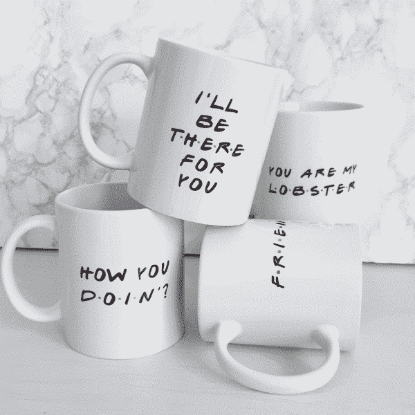 Serie Friends Motiv Wonderspot Tasse